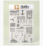 Clear Stamps - Harbour