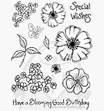 Clear Stamps - Annas Collection - Special Wishes