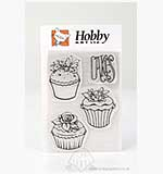 Clear Stamps - Cakes