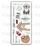 Hobby Art Stamp Set - Petz Accessories