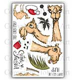 Hobby Art Stamp Set - CAMEL Ye Faithful