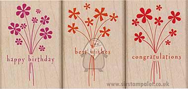 Birthday Wish Bouquets (Artistic Impressions)