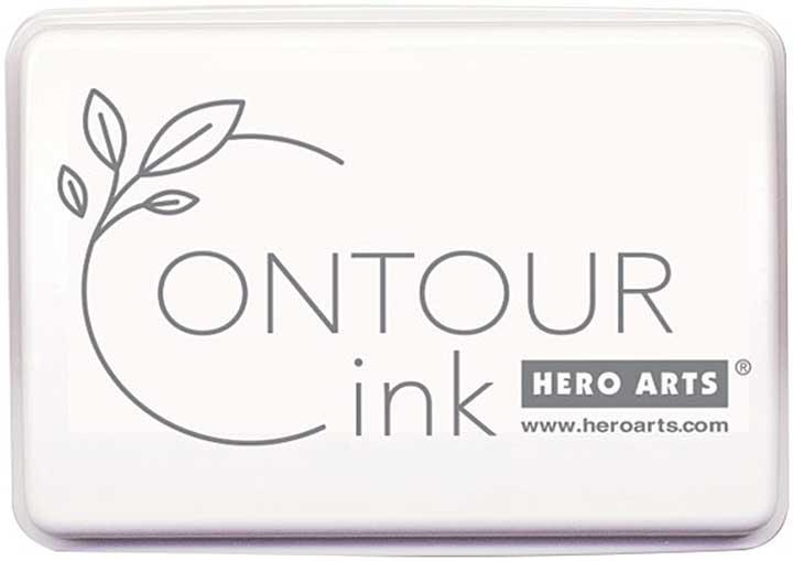 Hero Arts Contour Ink Pad