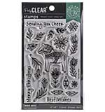 SO: Hero Arts Clear Stamps - Dala Horse (4x6)