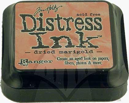 SO: Tim Holtz Distress Ink Pad - Dried Marigold