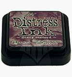 Tim Holtz Distress Ink Pad - Dusty Concord