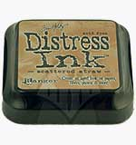 SO: Tim Holtz Distress Ink Pad - Scattered Straw