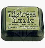 SO: Tim Holtz Distress Ink Pad - Shabby Shutters