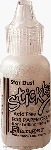 Stickles Glitter Glue - Star Dust (0.5oz bottle)