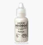 Liquid Pearls Dimensional Pearlescent Paint - Platinum