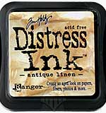 SO: Tim Holtz Distress Ink Pad - Antique Linen