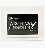 SO: Large Archival Ink Pad - Jet Black