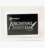 SO: Large Archival Ink Pad - Jet Black