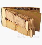 Tim Holtz - Idea-ology - Journalling Tickets (24 pcs)