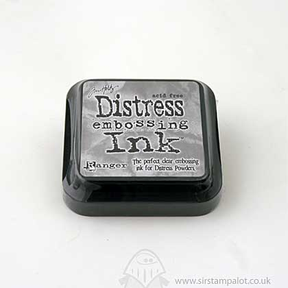 SO: Distress Embossing Ink Pad