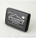 SO: Adirondack Pigment Ink Pad - Earthtones - Pitch Black