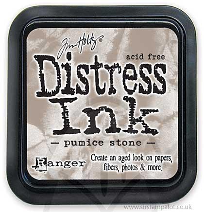 SO: Tim Holtz Distress Ink Pad - Pumice Stone