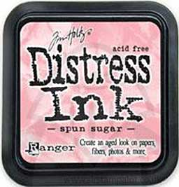 SO: Tim Holtz Distress Ink Pad - Spun Sugar