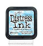 SO: Tim Holtz Distress Ink Pad - Tumbled Glass