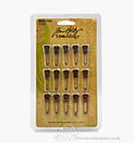 Tim Holtz - Idea-ology - Trinket Pins