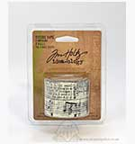 Tim Holtz - Idea-ology - Tissue Tape - Symphony