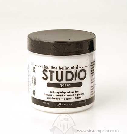 SO: Claudine Hellmuth Studio Gesso (118ml)
