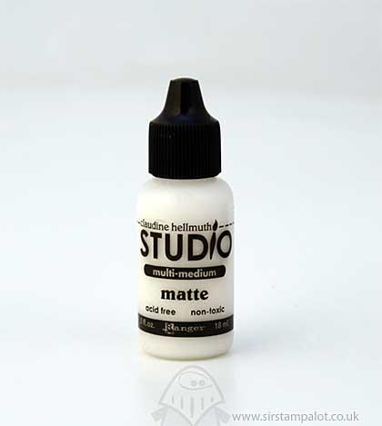 SO: Claudine Hellmuth Studio Multi-Medium Matte (18ml)