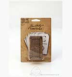 Tim Holtz Idea-ology - Alpha Cards