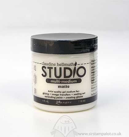 SO: Claudine Hellmuth Studio Multi-Medium Matte (118ml)