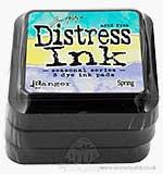 Tim Holtz SPRING - Seasonal Distress Inkpad Set - Ltd Edition