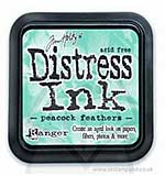 SO: Tim Holtz Distress Ink Pad - Peacock Feathers