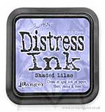 SO: Tim Holtz Distress Ink Pad - Shaded Lilac