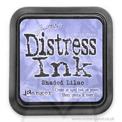 SO: Tim Holtz Distress Ink Pad - Shaded Lilac