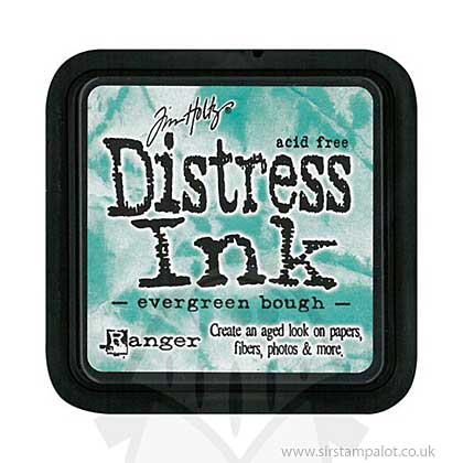 SO: Tim Holtz Distress Ink Pad - Evergreen Bough