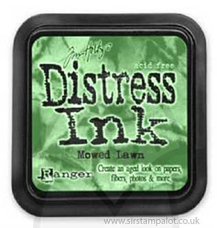 Tim Holtz Distress Ink Pad - Mowed Lawn