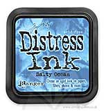 SO: Tim Holtz Distress Ink Pad - Salty Ocean