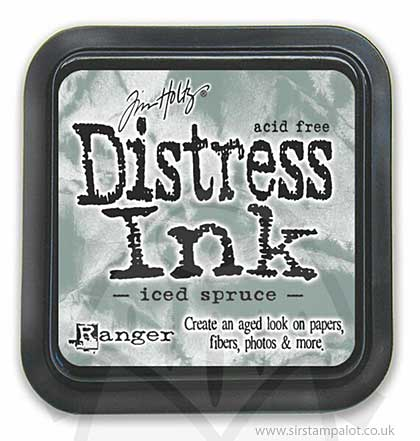 SO: Tim Holtz Distress Ink Pad - Iced Spruce