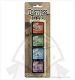 SO: Tim Holtz Mini Distress Ink Pad Kit #2