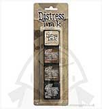 Tim Holtz Mini Distress Ink Pad Kit #3