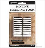 Mini Round Ink Blending Foam Refills (20pc)