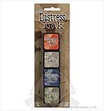Tim Holtz Mini Distress Ink Pad Kit #5