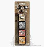 Tim Holtz Mini Distress Ink Pad Kit #7