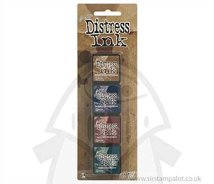 SO: Tim Holtz Mini Distress Ink Pad Kit #12