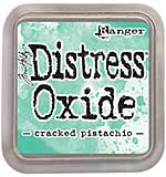Tim Holtz Distress Oxides Ink Pad - Cracked Pistachio [OX1702]