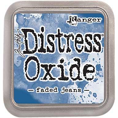 Tim Holtz Distress Oxides Ink Pad - Faded Jeans [OX1702]
