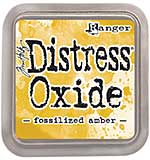 SO: Tim Holtz Distress Oxides Ink Pad - Fossilized Amber [OX1702]
