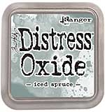 SO: Tim Holtz Distress Oxides Ink Pad - Iced Spruce [OX1702]