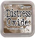 Tim Holtz Distress Oxides Ink Pad - Walnut Stain [OX1702]