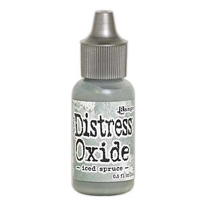 Tim Holtz Distress Oxides Reinkers - Iced Spruce