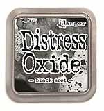 Tim Holtz Distress Oxides Ink Pad - Black Soot [OX1707]